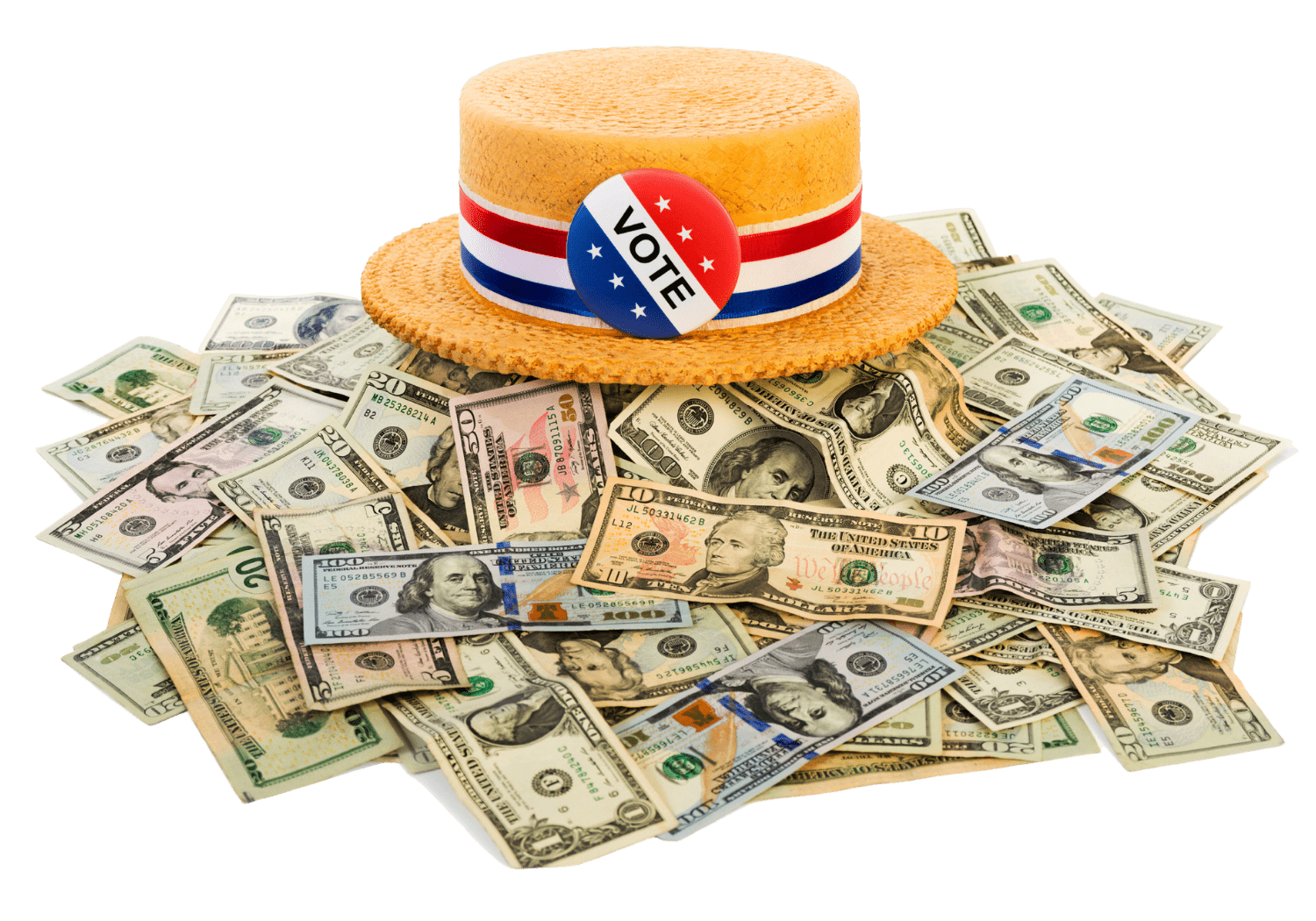 How Democrats Outraised Republicans in the Most Expensive Election Ever